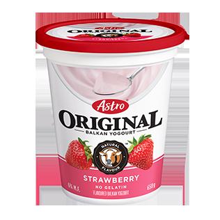 Astro Original Balkan Strawberry 650g