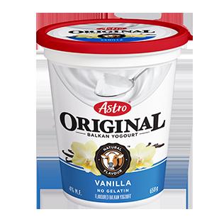 Astro Original Balkan Vanilla 650g
