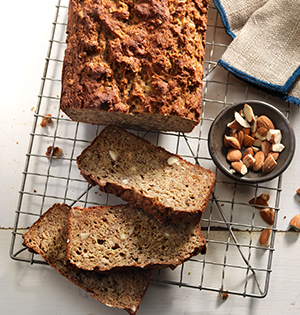 Protein Packed Banana Bread