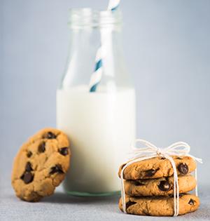 Biscuits aux pépites de chocolat et au beurre d'arachide presque sans gras