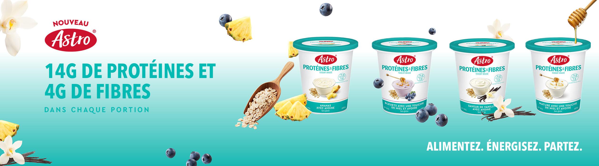 Astro® Protéines & Fibres