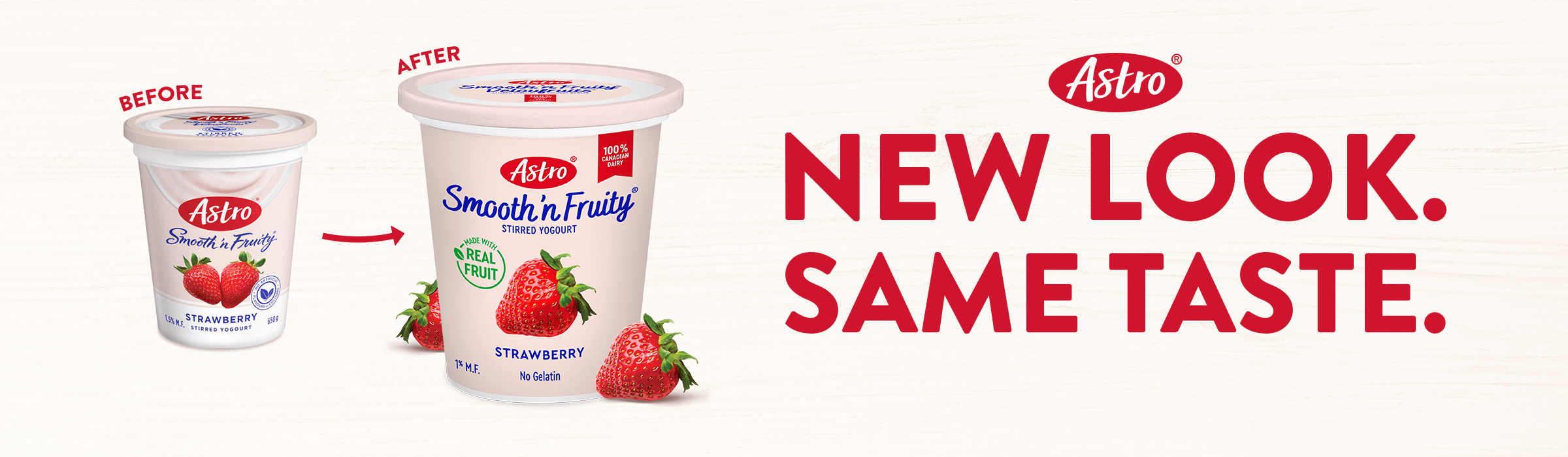 Astro® Smooth 'n Fruity®