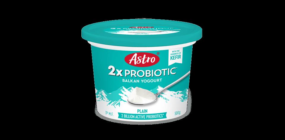 Astro Original Kefir Probiotic Plain 500 g