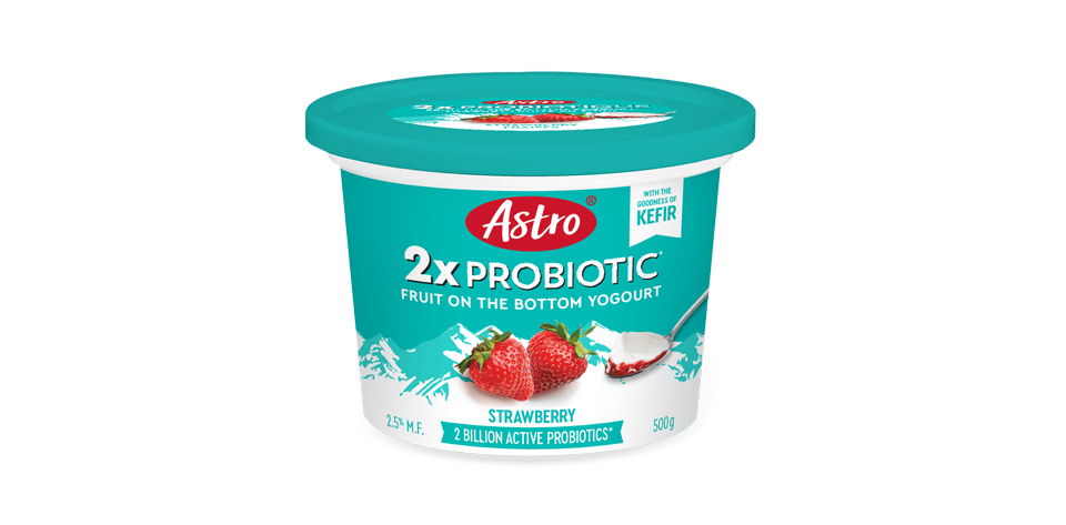 Astro Original Kefir Probiotic Strawberry 500 g