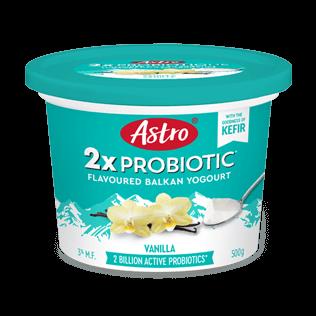 Astro Original Kefir Probiotic Vanilla 500 g