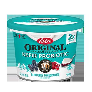 Astro Original Kefir Probiotic Blueberry Pomegranate 500 g