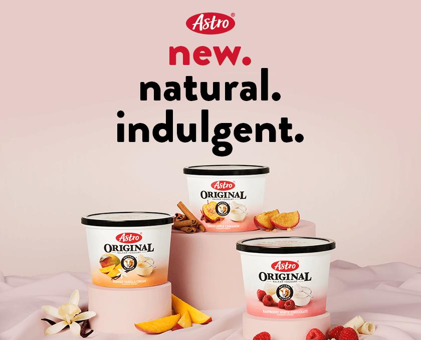 Astro® Original Indulgent Flavours