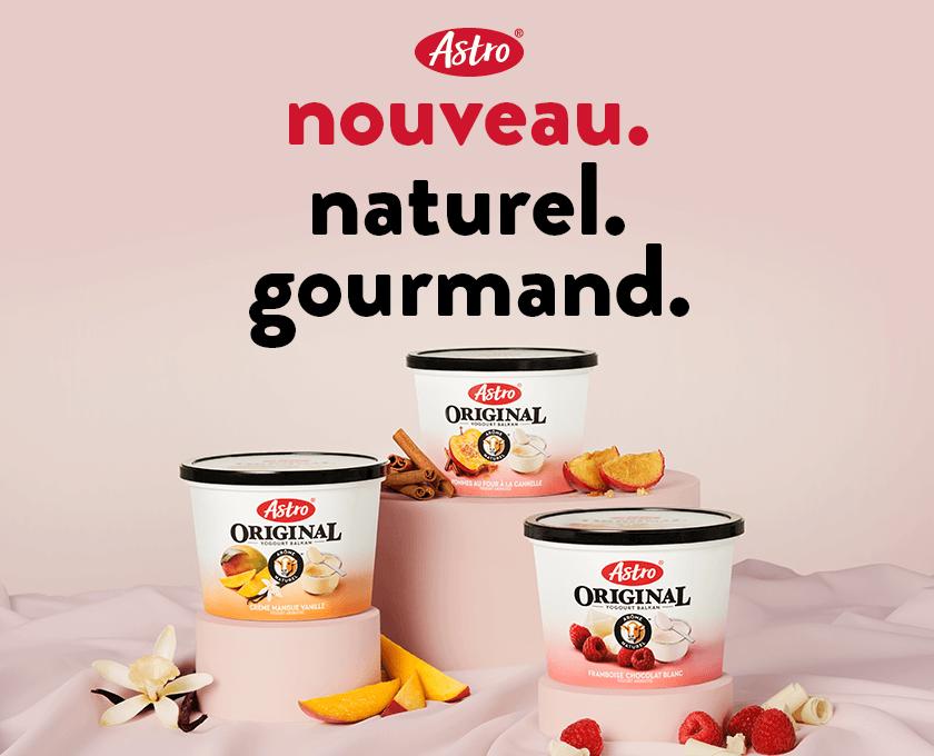 Saveurs gourmandes Astro® Original