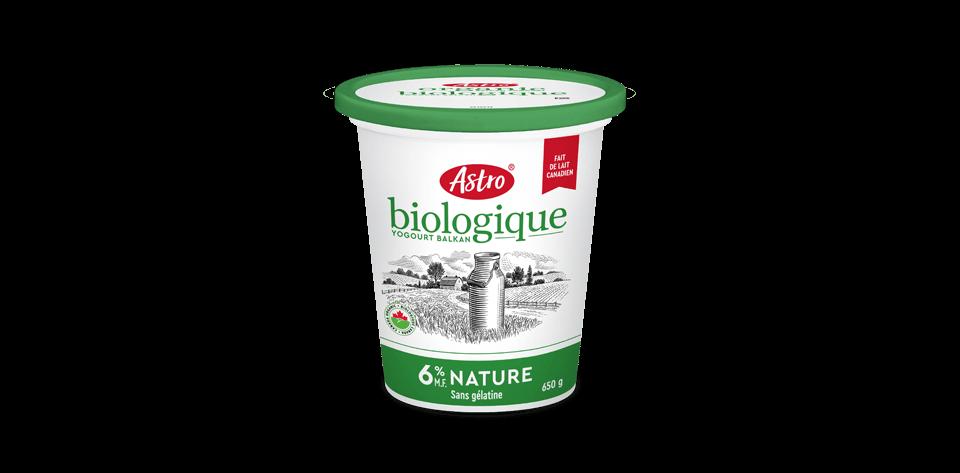 Astro® Original Balkan Biologique Nature 6 % 650 g