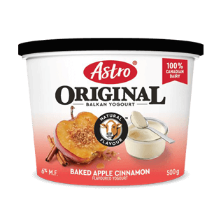 Astro® Original Balkan Baked Apple Cinnamon 500g