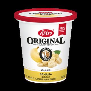 Astro® Original Balkan Banana 650 g