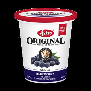 Astro® Original Blueberry 650 g