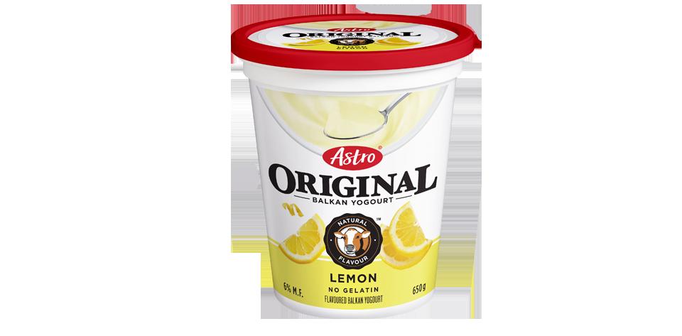 Astro Original Balkan Lemon 650g