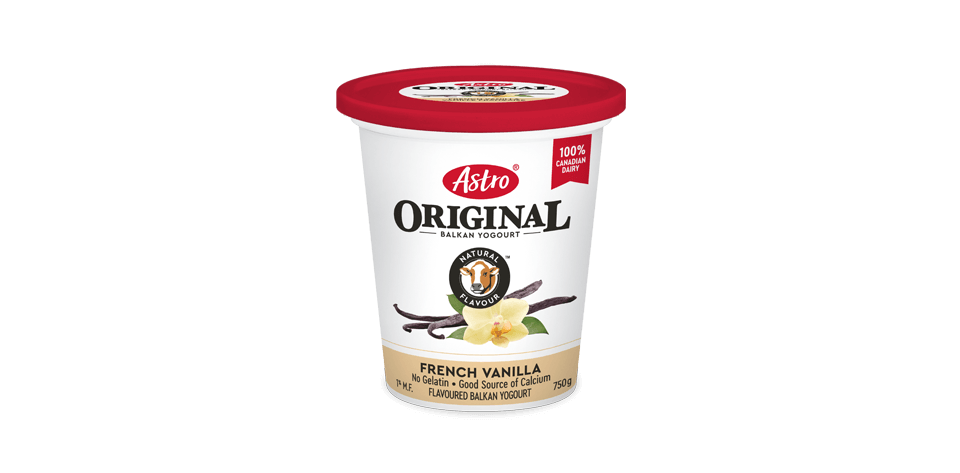 Astro® Original Balkan French Vanilla 750 g