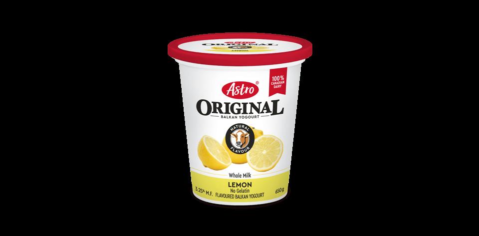 Astro® Original Balkan Lemon 650 g