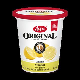 Astro® Original Balkan Citron 650 g