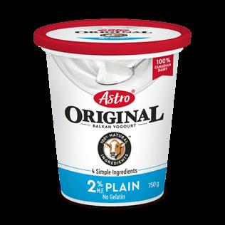 Astro® Original Balkan Plain 2% 750 g