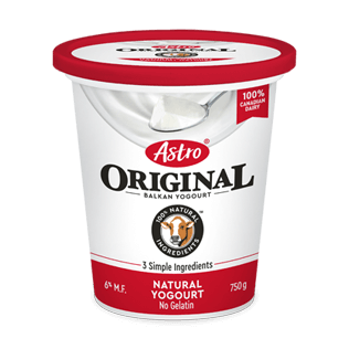 Astro® Original Balkan Plain 6% 750 g