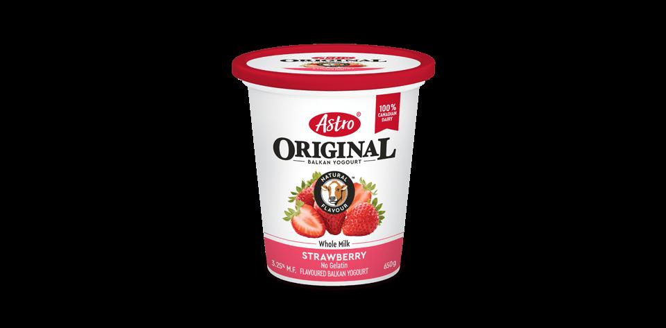 Astro® Original Balkan Strawberry 650 g