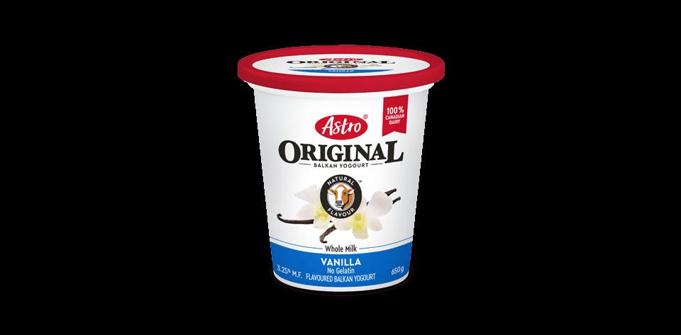 Astro® Original Balkan Vanilla 650 g