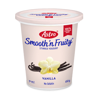 Astro® Smooth 'n Fruity® Vanilla 650 g