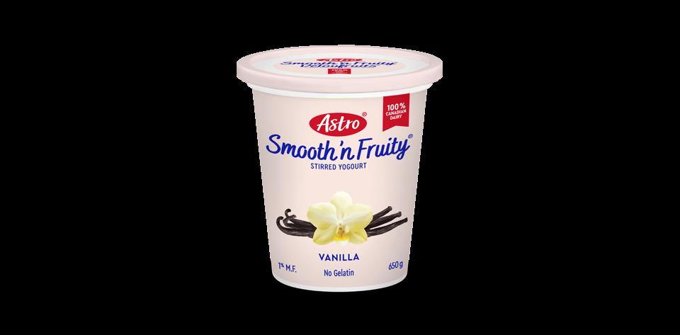 Astro® Smooth 'n Fruity® Vanilla 650 g