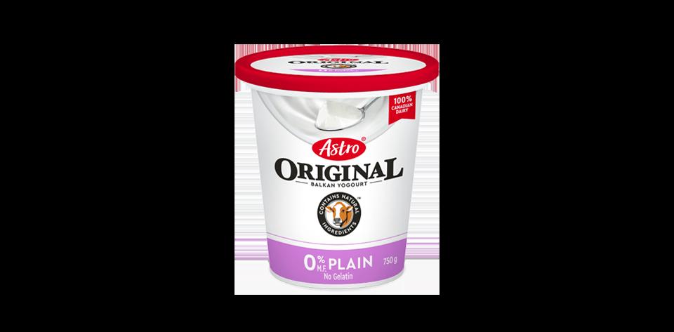 Astro® Original Balkan Plain 0% 750 g