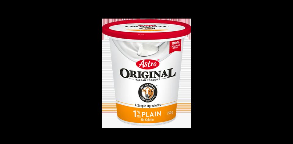Astro® Original Balkan Plain 1% 750 g