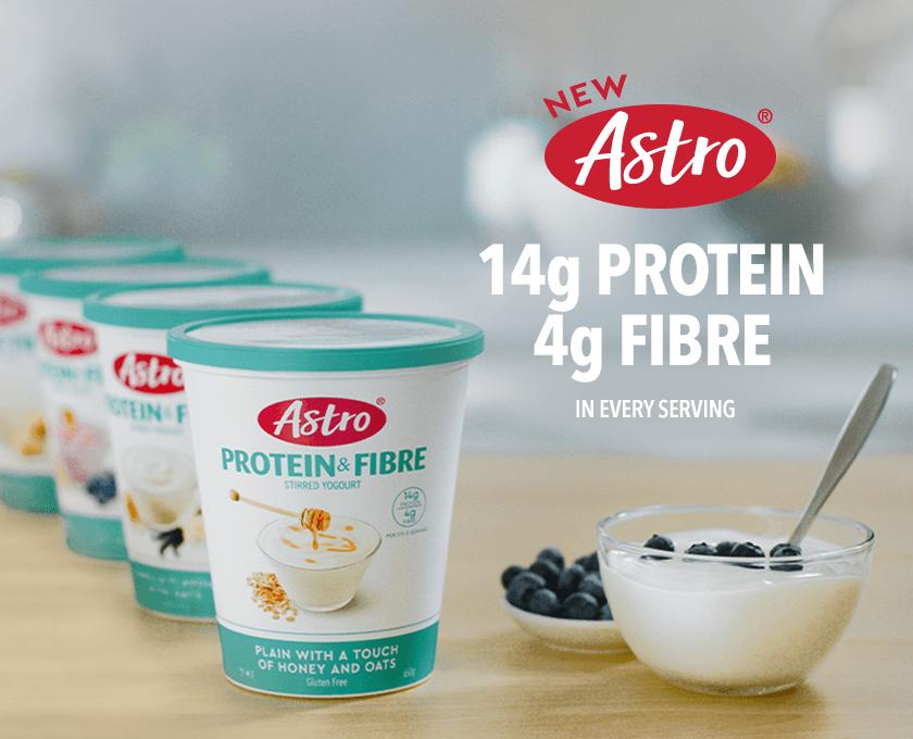 Astro® Protein & Fibre