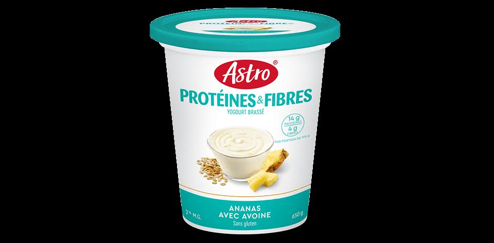 Astro® Protéines & Fibres Ananas avec Avoine