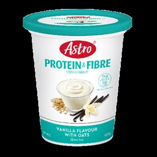 Astro® Protein & Fibre Vanilla Flavour with Oats