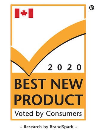 2020 Best New Product - Voted by Consumers