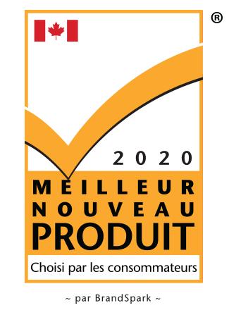 2020 meilleur nouveau produit - choisi par les consommateurs